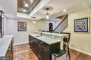 Full Bar in This Handsome Space - 37195 KOERNER LN, PURCELLVILLE