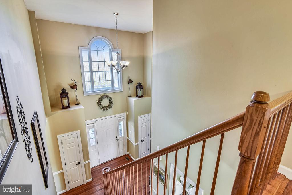 View of Front Entry - 37195 KOERNER LN, PURCELLVILLE
