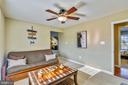 Primary Bedroom #2 Sitting Room - 37195 KOERNER LN, PURCELLVILLE