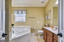 Primary Bedroom #2 Full Bathroom - 37195 KOERNER LN, PURCELLVILLE