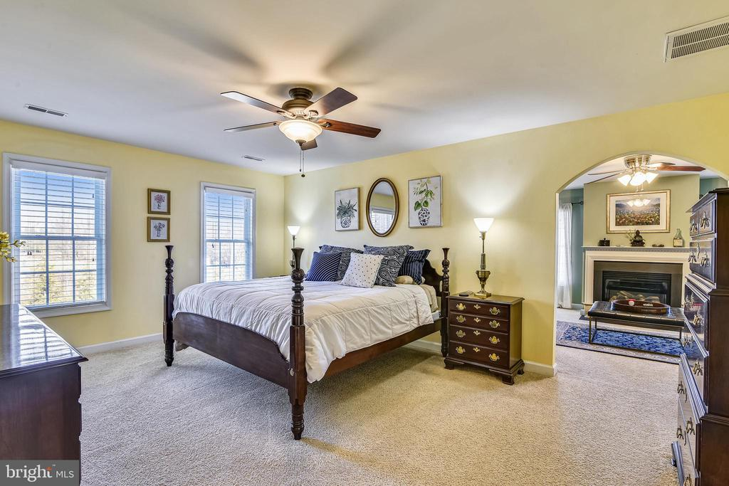 Primary Bedroom #1 - 37195 KOERNER LN, PURCELLVILLE