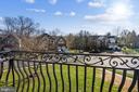 Front View: Juliet wrought iron Balcony - 20449 SWAN CREEK CT, POTOMAC FALLS