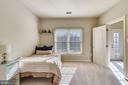 Bedroom #4 with ensuite bath - 20449 SWAN CREEK CT, POTOMAC FALLS