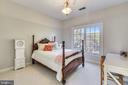 Bedroom #2 - 20449 SWAN CREEK CT, POTOMAC FALLS