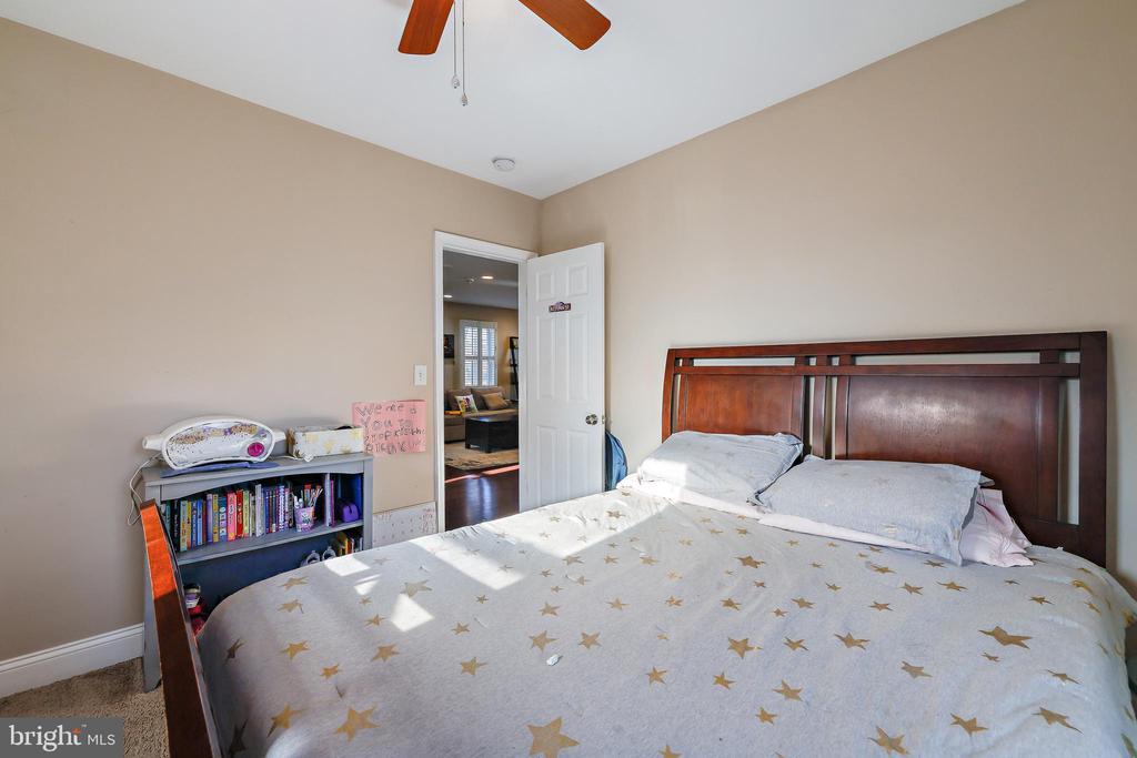 2nd Bedroom - 4821 QUARLES ST NE, WASHINGTON
