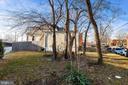 Side view - 4821 QUARLES ST NE, WASHINGTON