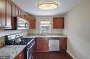Kitchen - 4821 QUARLES ST NE, WASHINGTON