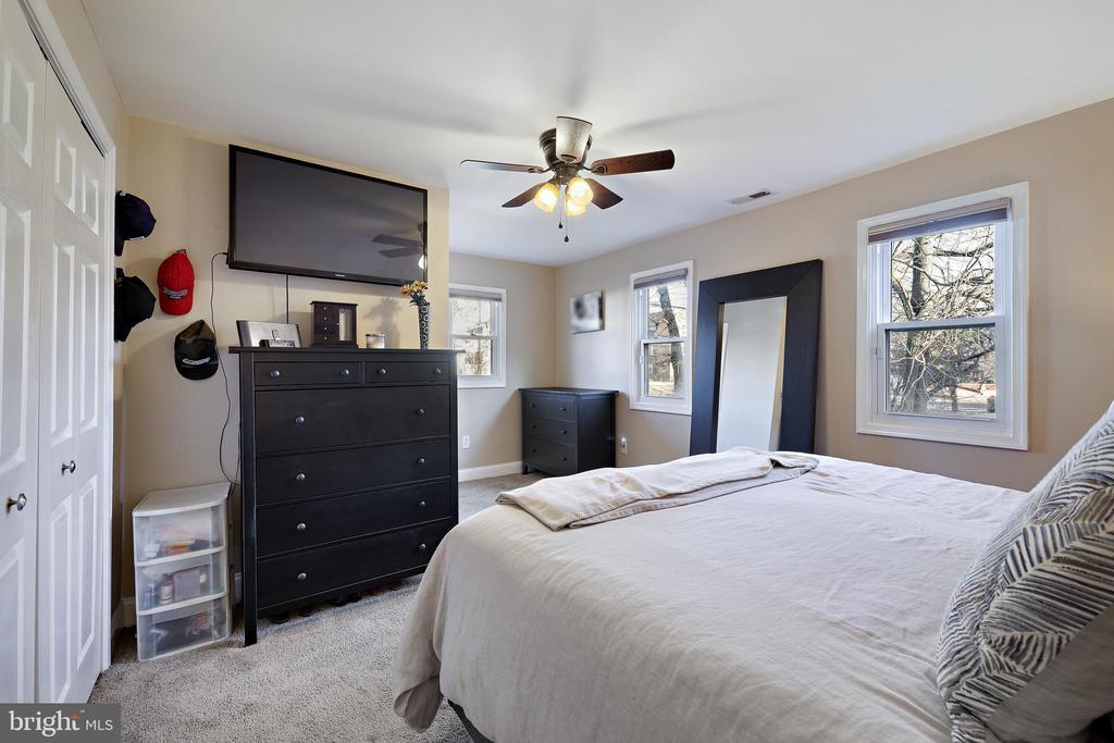 Bedroom - 4821 QUARLES ST NE, WASHINGTON