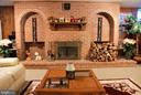 Huge Basement fireplace - 12138 HARPERS FERRY RD, PURCELLVILLE