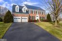 Long driveway for multiple car parking! - 514 MEADE DR SW, LEESBURG
