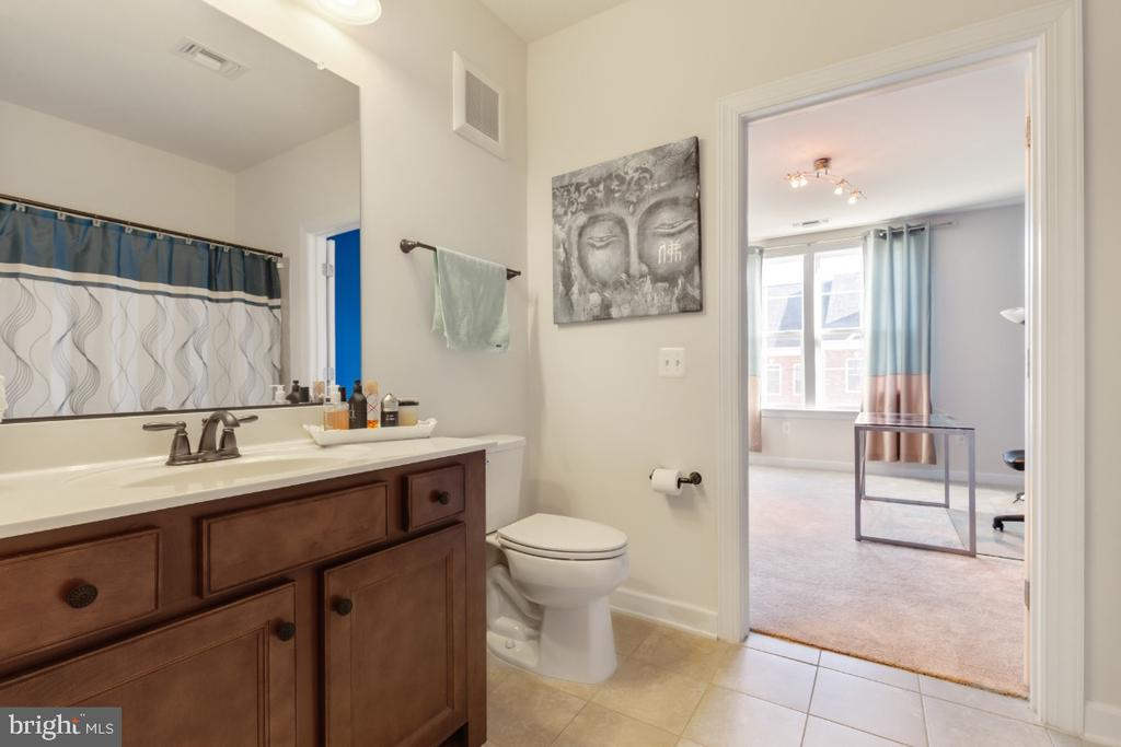 Secondary Bathroom - 3160 JOHN GLENN ST #308, HERNDON