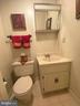 Downstairs bathroom - 12138 HARPERS FERRY RD, PURCELLVILLE
