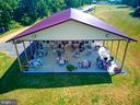1600 square foot patio off of the winery - 12138 HARPERS FERRY RD, PURCELLVILLE