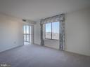Master bedroom - door to sun room - 19385 CYPRESS RIDGE TER #1103, LEESBURG