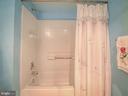 Master bath has a tub / shower too - 19385 CYPRESS RIDGE TER #1103, LEESBURG