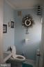Half Bath on main lever - 8320 MORNINGSIDE DR, MANASSAS
