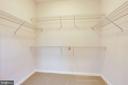 Master Walk-/in Closet - 12009 TALIESIN PL #26, RESTON