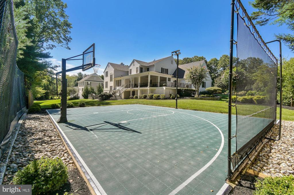 Challenge for hoops! - 1901 ALLANWOOD PL, SILVER SPRING