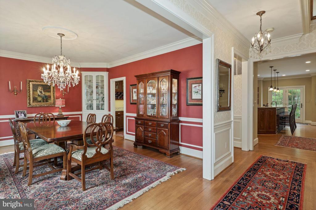 Formal Dining Room - 1901 ALLANWOOD PL, SILVER SPRING