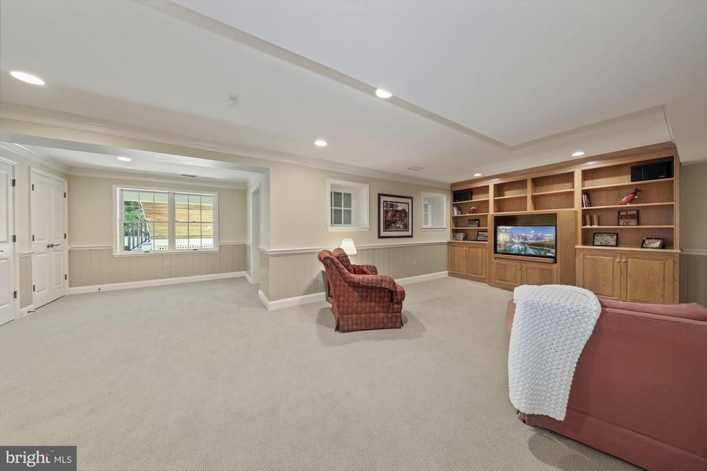 Lounge area, perfect for TV, reading - 1901 ALLANWOOD PL, SILVER SPRING