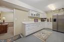 Utility Room (Frig conveys) Great prep area - 1901 ALLANWOOD PL, SILVER SPRING