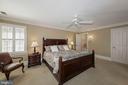 Luxurious suite w/2 walk-ins, spa like bath - 1901 ALLANWOOD PL, SILVER SPRING