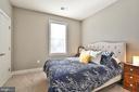 Spacious 4th bedroom - 11322 SCOTT PETERS CT, MANASSAS