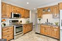 Find SS appliances and tile flooring - 9401 OX RD, LORTON