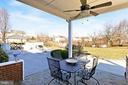 Soak in views of quiet fenced backyard - 9401 OX RD, LORTON