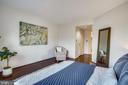 Plenty of room for all your bedroom furniture - 2100 LEE HWY #344, ARLINGTON
