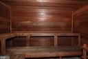 Community sauna. - 2100 LEE HWY #344, ARLINGTON