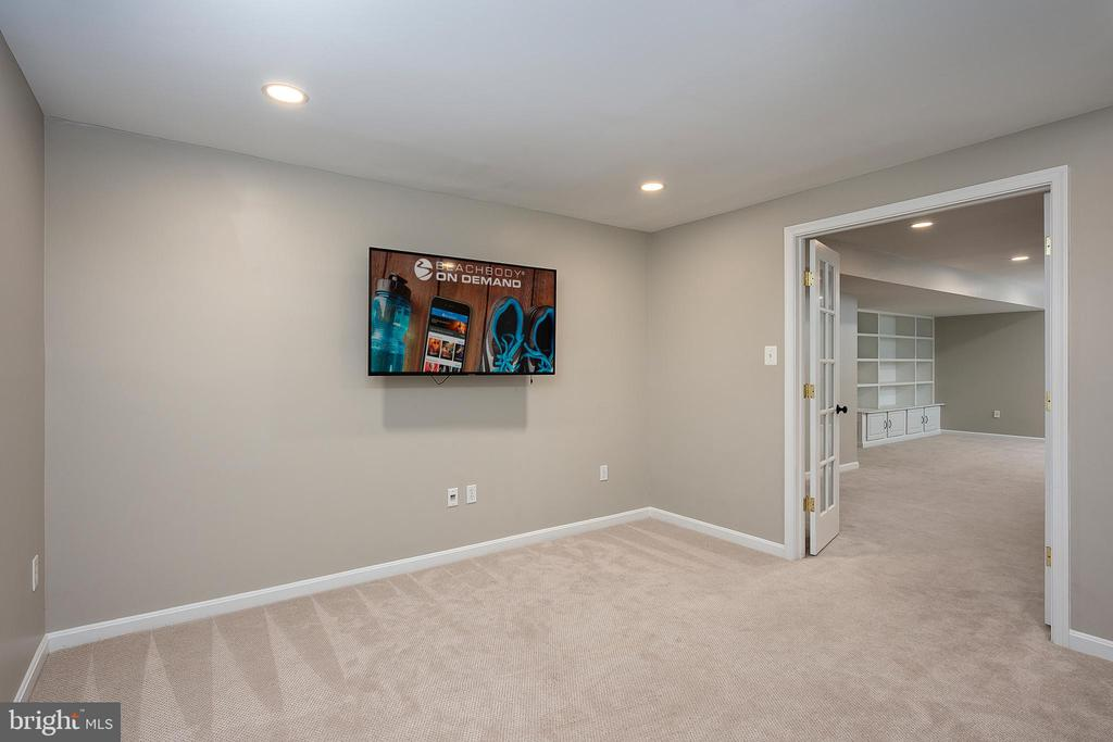 Basement Den or Exercise Room - 6482 EMPTY SONG RD, COLUMBIA
