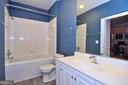 Extra-large bathroom w/ ample storage - 2310 14TH ST N #205, ARLINGTON