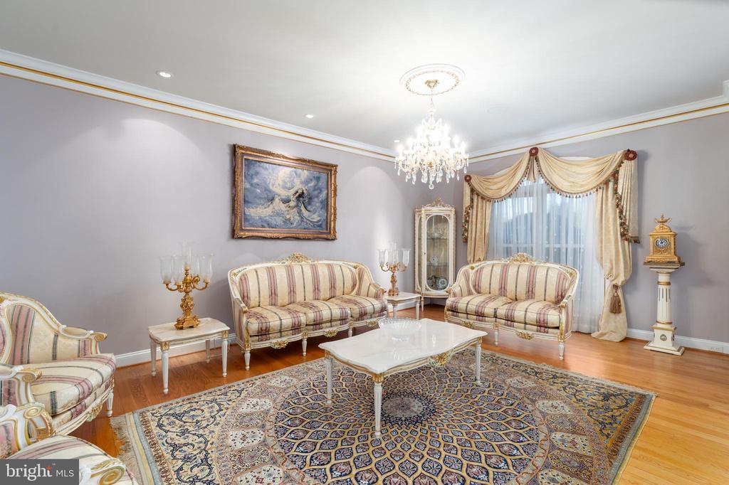 Reception Room - 15325 MASONWOOD DR, GAITHERSBURG