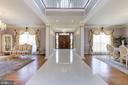 2-Story Entry Hall - 15325 MASONWOOD DR, GAITHERSBURG