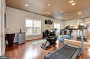 Exercise Room - 15325 MASONWOOD DR, GAITHERSBURG