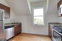 Guest Apartment Kitchen - 15325 MASONWOOD DR, GAITHERSBURG
