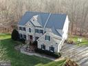 Drone Photo Of Property - 8192 COTTAGE ROSE CT, FAIRFAX STATION
