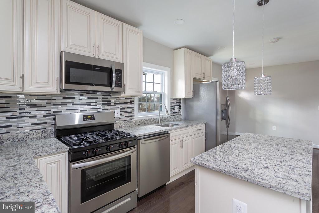 Kitchen - 4502 DIX ST NE, WASHINGTON