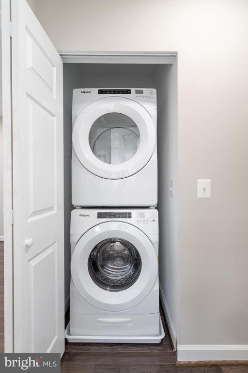 Washer / Dryer - 4502 DIX ST NE, WASHINGTON