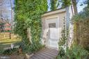 Your very own potting shed - 6102 NEW PEMBROOK LN, FREDERICKSBURG