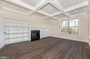 First Floor Study w/ optional features - 6626 ACCIPITER DR, NEW MARKET