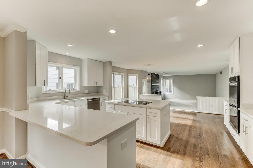 Kitchen - 6125 WOODED RUN DR, COLUMBIA