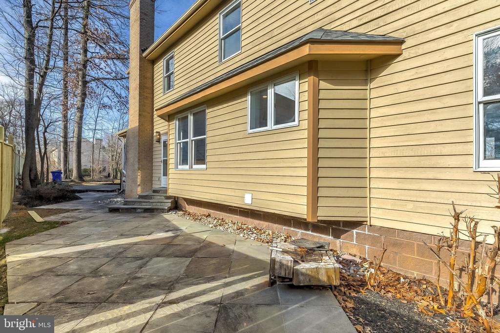 Patio - 6125 WOODED RUN DR, COLUMBIA