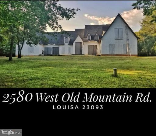 2580 W OLD MOUNTAIN RD