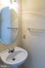 Half Bath on main level - 22909 ADELPHI TER, STERLING