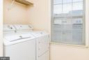 Separate Laundry Room- Not a Closet!!! - 22909 ADELPHI TER, STERLING