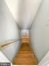 Stairs to the basement/in law suite - 10809 WISE CT, SPOTSYLVANIA