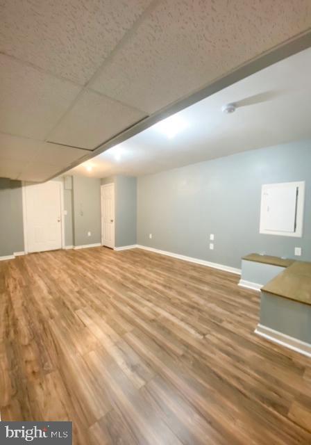 Living Room in the basement - 10809 WISE CT, SPOTSYLVANIA