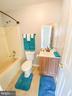 Upstairs Hall Bath - 10809 WISE CT, SPOTSYLVANIA